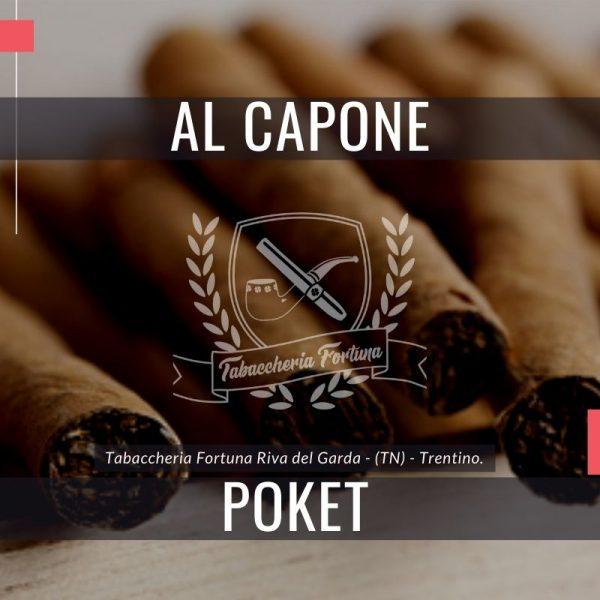 Al Capone Poket I sub di sigari apprezzano i potenti sigaretti Al Capone Pockets nel pacchetto morbido.