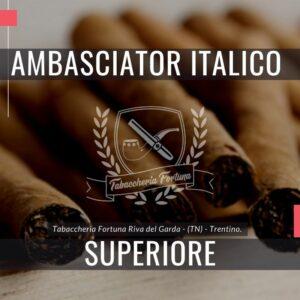Ambasciator Italico Superioreè il nostro prodotto di eccellenza.