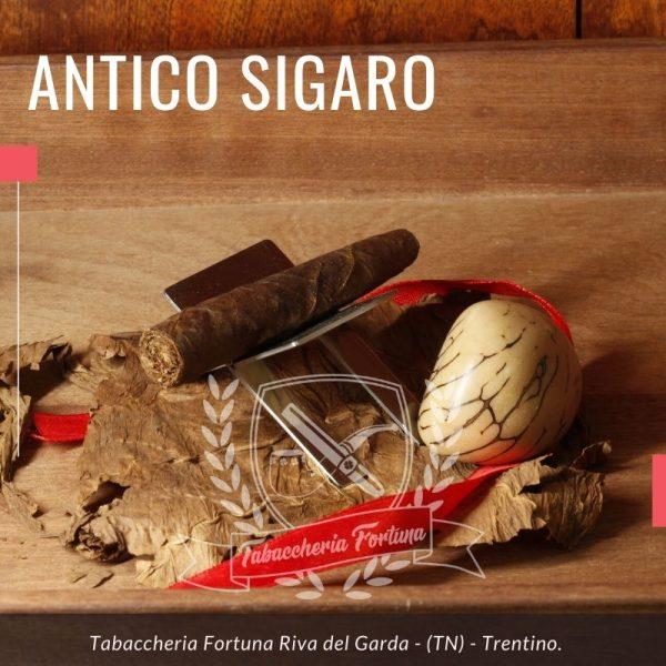 """CAMPESANO. La miscela prevede l'utilizzo di tabacchi """"Havanone"""" Nostrano del Brenta per fascia e sottofascia mentre per il ripieno, short filler, è impiegato un mix di tabacco havanone"""