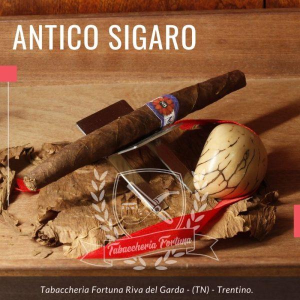 """TALIANO. Il particolare blend impiegato nel Taliano è una miscela di tabacchi Nostrano """"apicali"""" invecchiati tra i 3 ed i 5 anni arricchita per il 25% circa da tabacco havanna"""