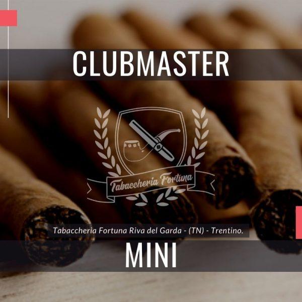 simpatici sigaretti di marca Clubmaster Mini Blue con filtro sono short-machine realizzati a macchina.