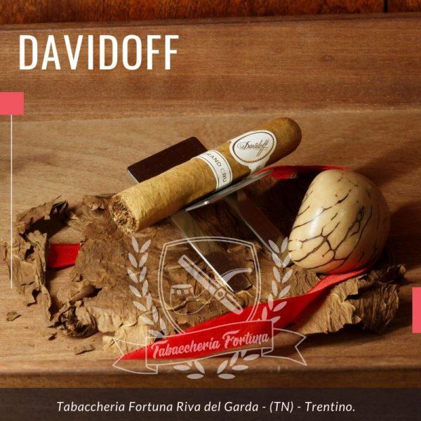 Il Davidoff Grand Cru no. 5 è un sigaro per tutti, semplice e amabile fino alla fine della combustione...
