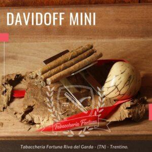 Davidoff Mini Cigarillos Platinum. Tutti i sigari Davidoff sono realizzati a mano nella Repubblica Dominicana
