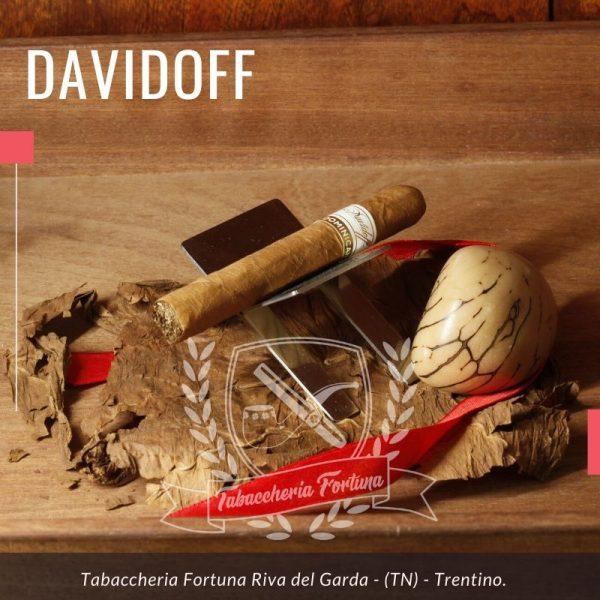 I Davidoff Primeros Dominicanoffrono una combinazione di note di legno, dolci e morbide, tipici di tutti i sigari Davidoff.