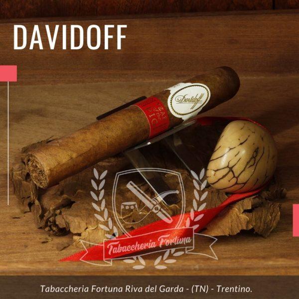 Complessivamente, ilDavidoff Year of the Pig è dotato di una paletta aromatica strutturata e profonda