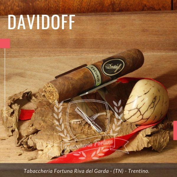 Il Davidoff Escurio Robusto è il sigaro più piccolo della nuova linea Escurio.