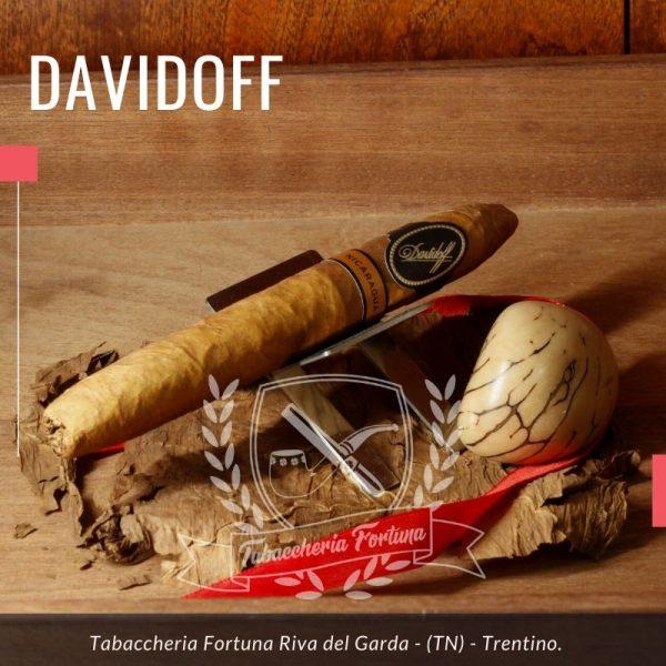 Davidoff Nicaragua Diademas Questo sigaro dalla forma indiscutibilmente elegante e unica