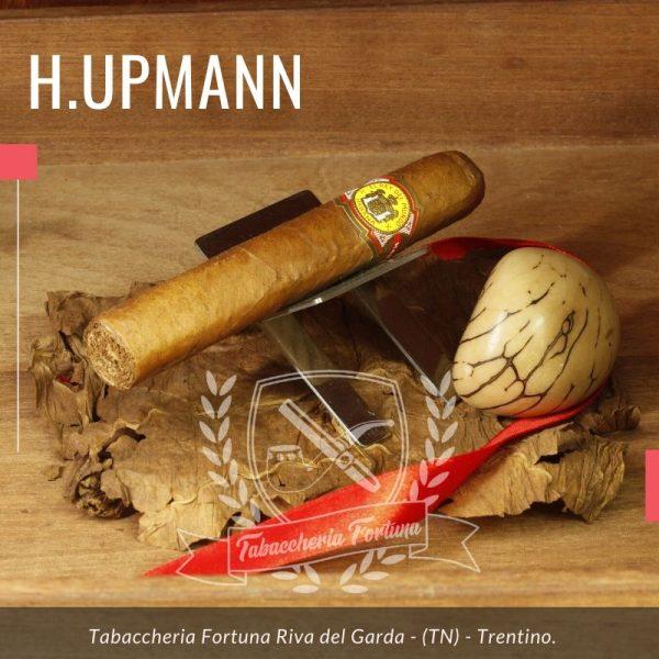 Il Magnum 46 ha un cepo di 46 ed una lunghezza di 143mm. Il formato è Coronas Gordas, e questo H. Upmann