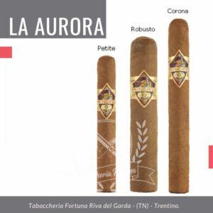La Aurora Principes Una fumata che si rivela indubbiamente maschia grazie alle spiccate note di pelle e nocciola