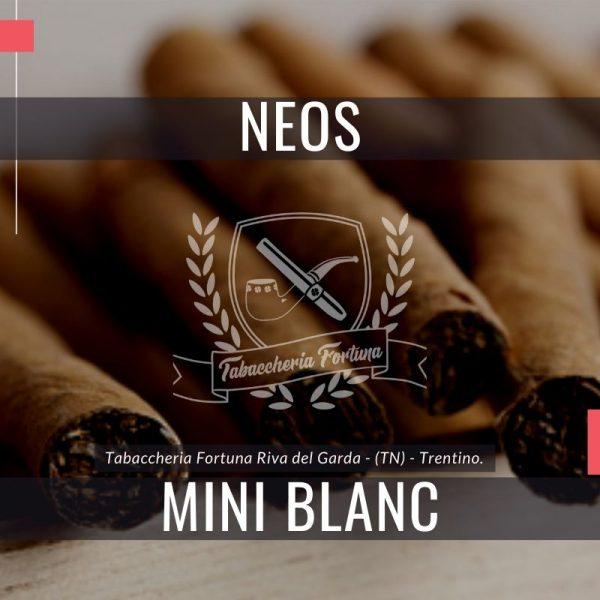 Neos Mini Blanc è il sigaretto con filtro più leggero della famiglia Neos.