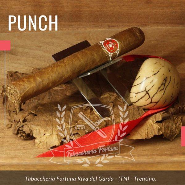 il Punch Regios de Punch dà luogo ad una fumata armoniosa e bilanciata, anche se la dolcezza che contraddistingue questo brand cubano