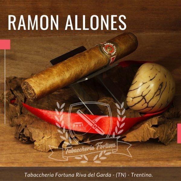 Ramon Allones Robusto. Definito da molti il robusto per eccellenza è sicuramente uno dei migliori esemplari di robusto presenti nel vitolario cubano.