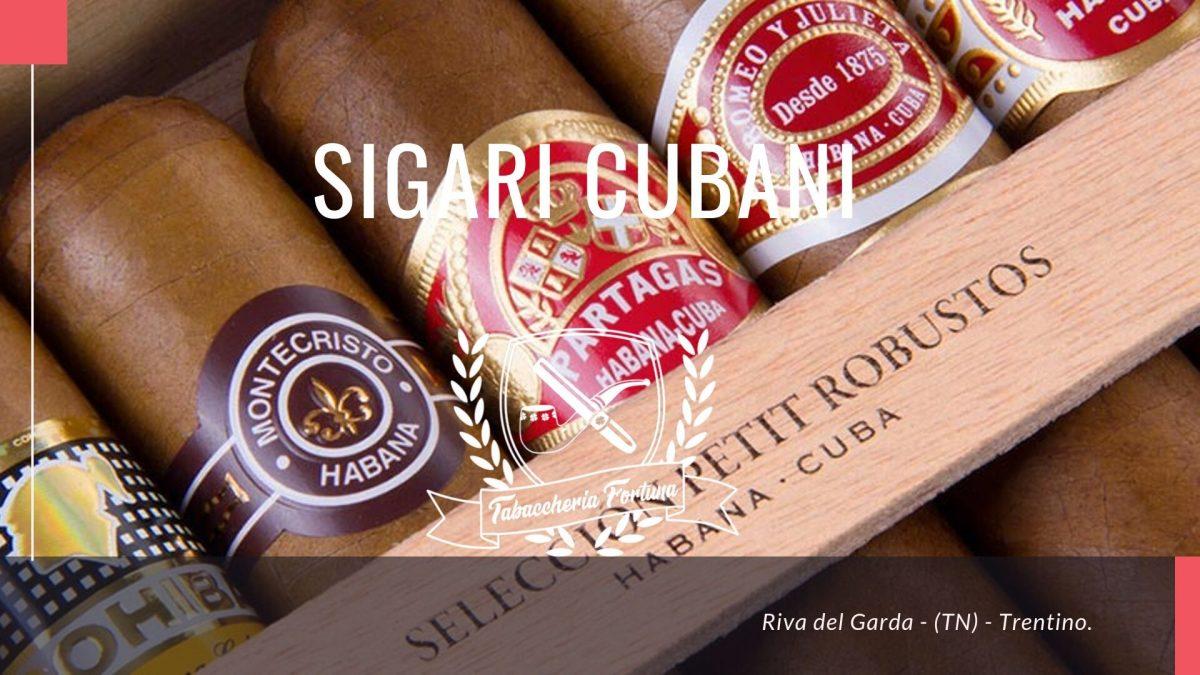 Tutti i sigari cubani attualmente sono puros habanos, termine che indica che tutte le sue componenti sono di medesima provenienza