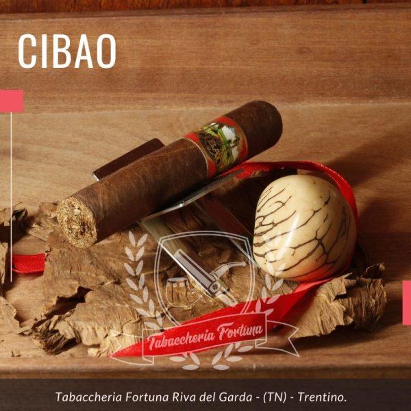 Cibao Short Robusto. I sigari Cibao sono fatti a mano nella Repubblica Dominicana da Jose '(Jochi) Blanco.