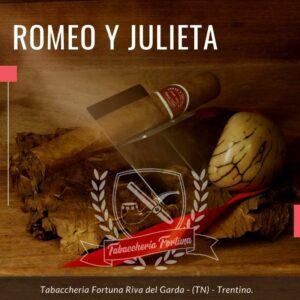 Il Romeo y Julieta No. 3 è un sigaro adatto a tutti: consigliato per i neofiti e apprezzato dai fumatori esperti, accattivante e intenso