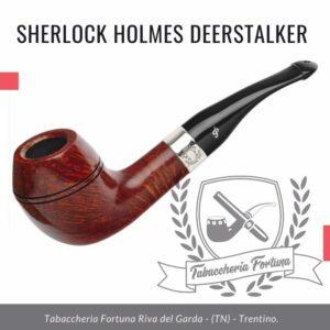 SHERLOCK HOLMES DEERSTALKER Pipa