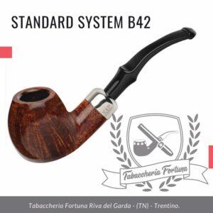 STANDARD SYSTEM B42 Peterson Pipe Riva del Garda