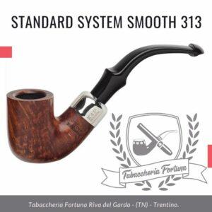 STANDARD SYSTEM SMOOTH 313 Pipa Peterson Tabaccheria Fortuna Riva del Garda Trento