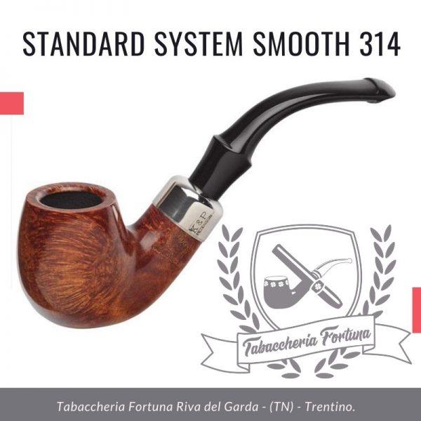 STANDARD SYSTEM SMOOTH 317 - Peterson Lip tabaccheria Fortune di Riva del Garda