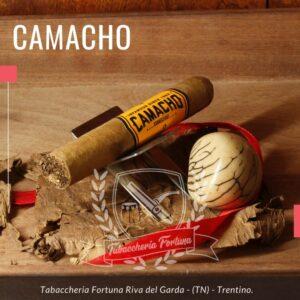 Camacho Connecticut Tubos Per i fumatori più miti, Camacho Connecticut è un gradevole e divertente aumento di intensità.