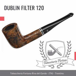 Dublin Filter 120 Peterson Lip. Il 120 è probabilmente una delle forme di ciotola Peterson più riconoscibili e quella che esiste da oltre un secolo.