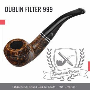 Dublin Filter 999 Peterson Lip. Una base di forma rhodesiana piegata a metà