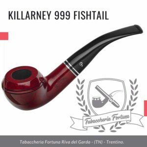 """Killarney 999 Fishtail. Una forma a """"Rodi"""" a metà piegata, la ciotola arrotondata offre un grande comfort nella mano"""