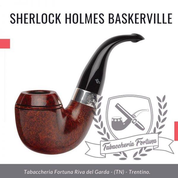 Sherlock Holmes Baskerville Peterson Lip Baskerville, robusto e robusto, il Baskerville è una generosa ciotola di grandi dimensioni che offre anche un equilibrio eccezionale.